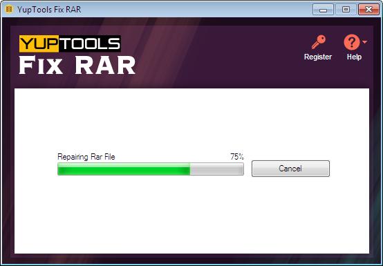 How to Fix  RAR Archives?